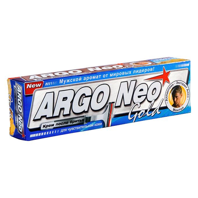 ARGO NEO крем после бритья Gold 50 мл